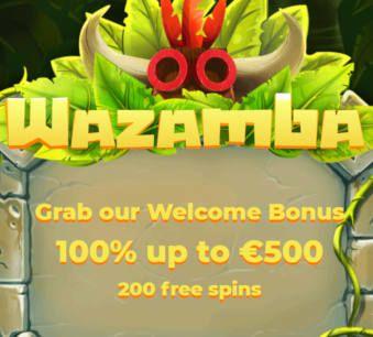 Přijďte si pro své bonusové peníze do hry ve Wazamba Casinu