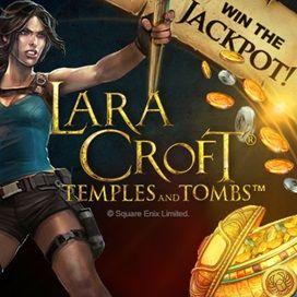 Zahrajte si turnaj s výherními automaty Lara Croft v Buran Casino