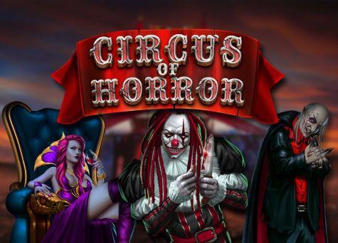 Zahrajte si automat Circus of Horror v Napoli Casino