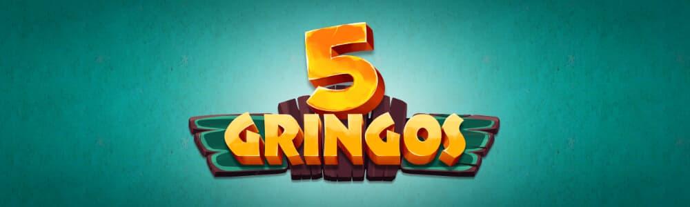 S víkendovým bonusem v casinu 5 Gringos se nudit nebudete!