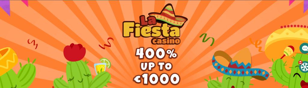 Kaktusy přináší atraktivní vstupní bonus do La Fiesta Casina