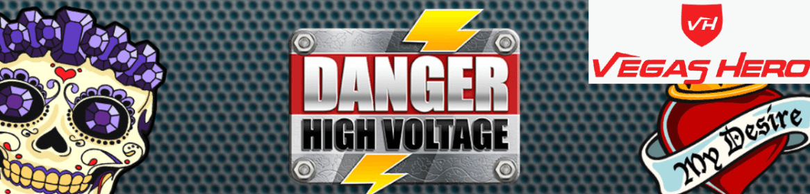 Vegas Hero High Voltage